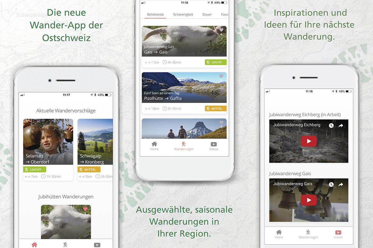 SGKB - Wander App